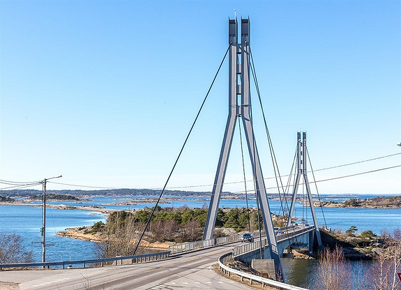 Nye hytter Kirkøy -Hvaler (5 av 9 hytter solgt)