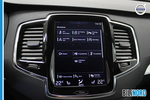 Bilbilde: Volvo XC 90