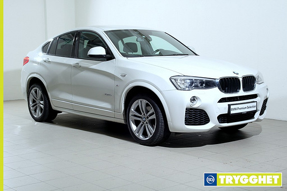 BMW X4 xDrive20d 163hk aut -Mpakke-Hengerfeste-HeadUp-Navi++