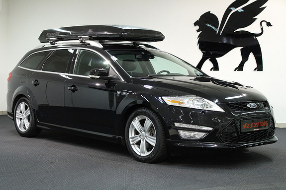 Ford Mondeo 2.0TDCI 140hk Aut. Titanium Navi R.Kamera Xenon ++