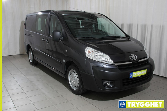 Toyota Proace 2,0 163hk L2H1 Hengerfeste,air condition,cruice kontrol