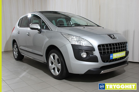 Peugeot 3008 1,6 Allure HDi 112 hk Panorama, cruice,defa