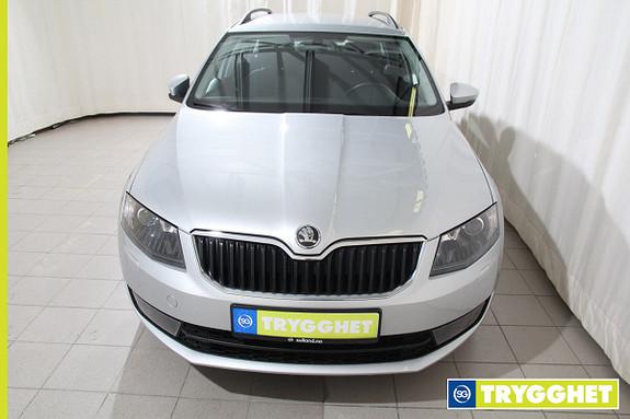 Skoda Octavia 1,6 TDI 105hk 4x4 Elegance Elegance/Lav.Km +++/Kampanje