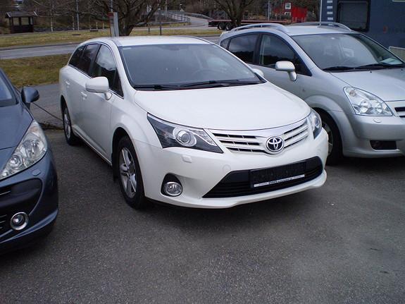 Toyota Avensis Advance +  2013, 106500 km, kr 223660,-