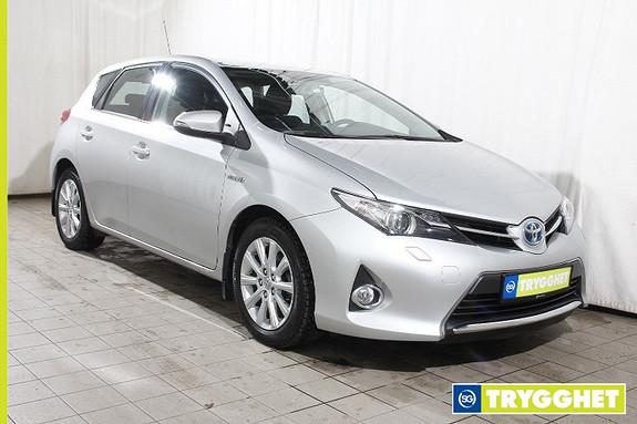 Toyota Auris 1,8 Hybrid E-CVT Active DAB-Ryggekamera-Klima-Cruisecontrol-Bluetooth