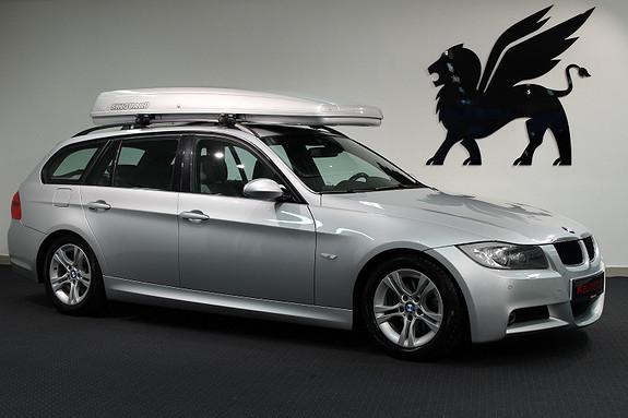 BMW 3-serie M-Sport Pano Navi Pr. Feste Xenon