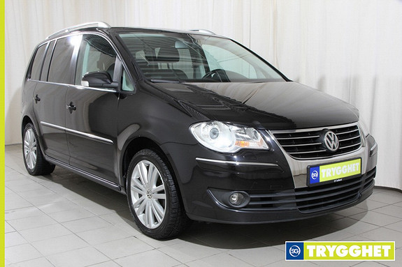 Volkswagen Touran 1,9 TDI Highline Klima, cruice