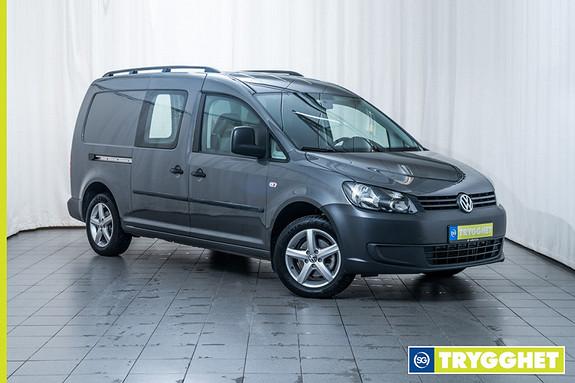 Volkswagen Caddy Maxi 1.6 102 TDI BMT LAV KM, CRUISE KONTROLL, DAB, BLUETOOTH