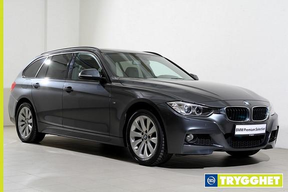 BMW 3-serie 320d xDrive Touring 163hk aut -Mpakke-NaviPro-HUD-DAB+-