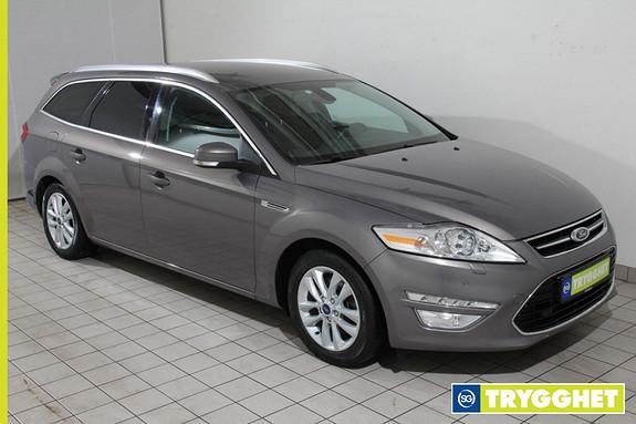 Ford Mondeo 1,6 TDCi 115hk Titanium ECOnetic EL SETER-NAVIGASJON-
