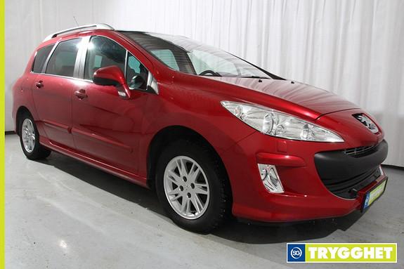 Peugeot 308 SW 1,6 HDi DPF Premium 109 hk - Ny regreim,