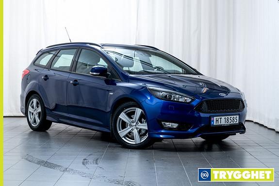 Ford Focus 1.0i 125 hk ST-Line stv
