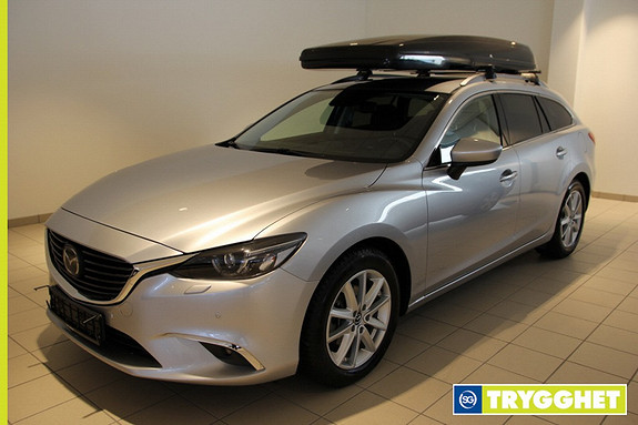Mazda 6 2,2D 175hk Optimum AWD aut