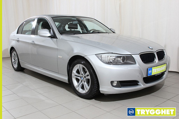 BMW 3-serie 318d Automat el.hengerfeste,sportstoler,1 eiers bil