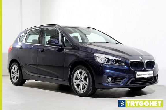 BMW 2-serie 218d Active Tourer 136hk aut -LED-DAB+-Kamera-Sensorer-ParkAssist++