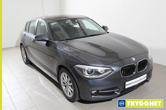 BMW 1-serie 116d EfficientDynamics Sport Line/Xenon/Sportseter/PDC/