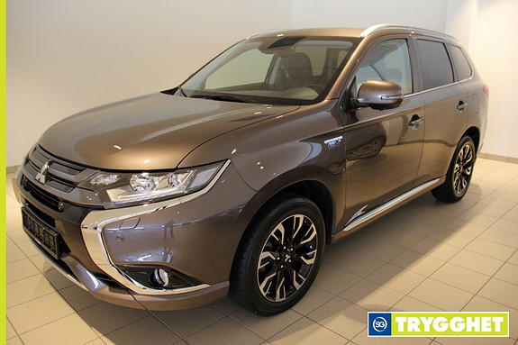 Mitsubishi Outlander Instyle+ Plug-In Hybrid EV