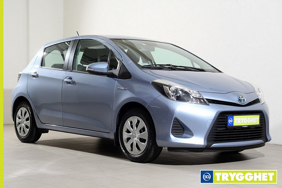 Toyota Yaris 1,5 Hybrid Active e-CVT -Navi-Bluetooth-Ryggekamera-Kli