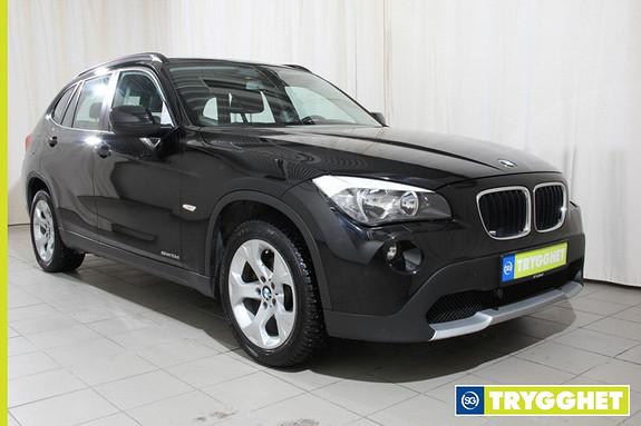 BMW X1 sDrive18d (136hk) Ny i Norge