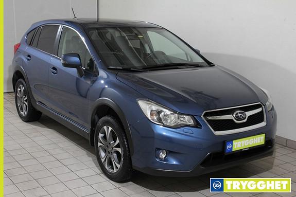 Subaru XV 2,0D Premium 109hk EN EIERS BIL MED SERVICEHISTORIKK