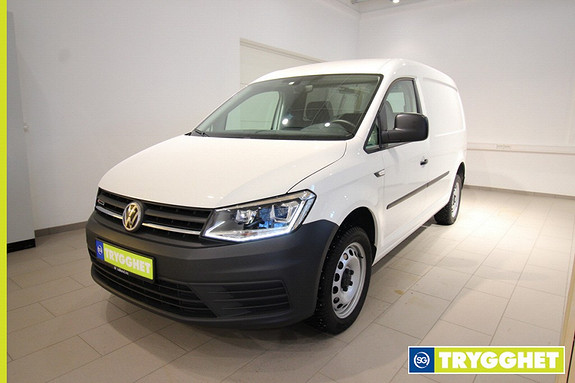 Volkswagen Caddy Maxi 2,0 TDI 122hk 4Motion
