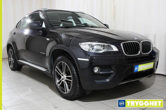 BMW X6 xDrive30d (245hk) M Sport, LED, facelift