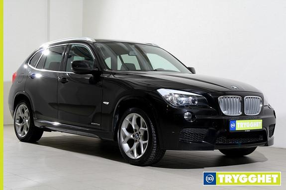 BMW X1 xDrive18d (136hk) Automat Mpakke-DAB+-HiFi-Norsk++