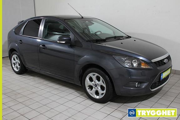 Ford Focus 2,0 TDCI 110hk Titanium Aut MOTORVARMER-HENGERFESTE++++