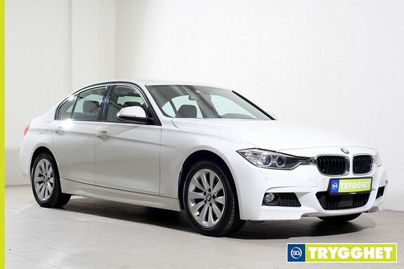 BMW 3-serie 320d xDrive 163hk Sportsautomat -Mpakke-NaviPro-HUD-ActiveCruise-DAB+-Hengerfeste++
