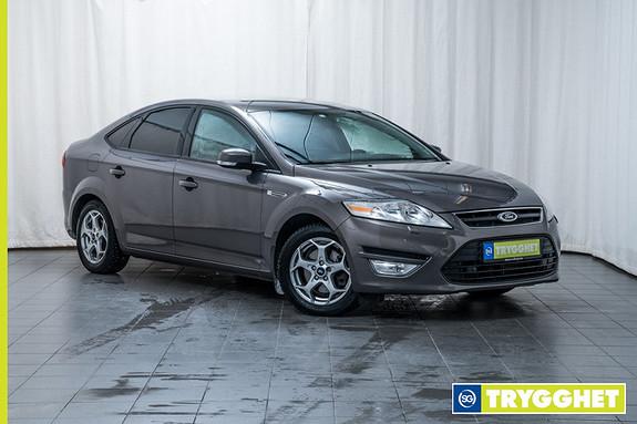 Ford Mondeo 1,6 TDCi 115hk Trend ECOnetic Fjernstyrt dieselvarmer,
