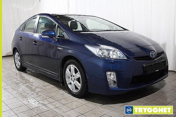 Toyota Prius 1,8 VVT-i Hybrid Premium Skinn-Navi-keyless-ryggekamera