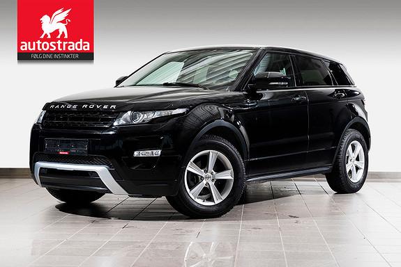 Land Rover Range Rover Evoque TD4 Dynamic 150hk Pano/LED/Skinn