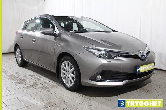 Toyota Auris 1,8 Hybrid E-CVT Active S TSS-Ryggekamera-DAB+-Cruise