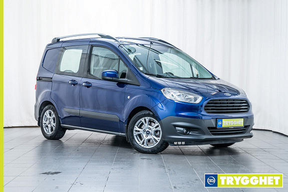 Ford Transit Courier 1,0 Ecoboost 100hk Trend