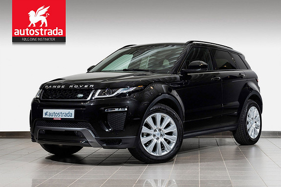 Land Rover Range Rover Evoque TD4 HSE Dynamic/Pano/Webasto/Elbak/
