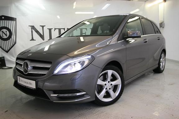 VS Auto - Mercedes-Benz B-Klasse