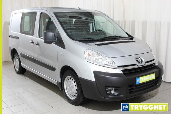 Toyota Proace 2,0 128hk L1H1