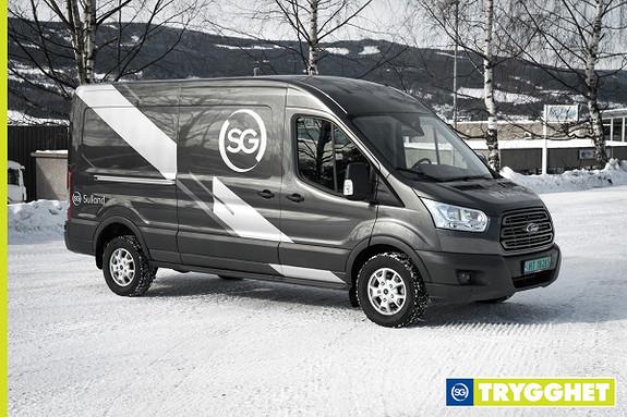 Ford Transit 350 2,2 TDCi 155hk L3H2 Trend AWD