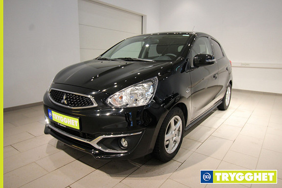 Mitsubishi Space Star 1,2 80 Invite+ Billig nesten ny bil.