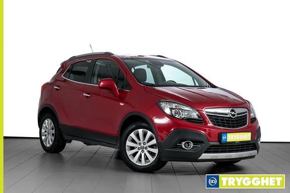 Opel Mokka 1.7 CDTI 4X4 Cosmo PARKVARMER-HENGERFESTE-DAB-NAVI-USB