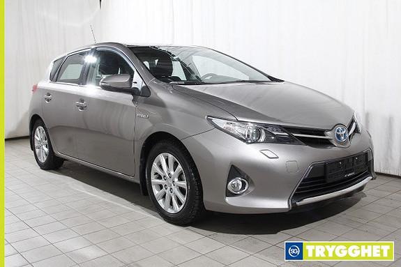 Toyota Auris 1,8 Hybrid E-CVT Active Ryggekamera-DAB-Bluetooth-Klima