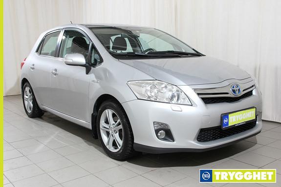 Toyota Auris 1,8 Hybrid E-CVT Executive klima,ryggekamera, 1 eiers b