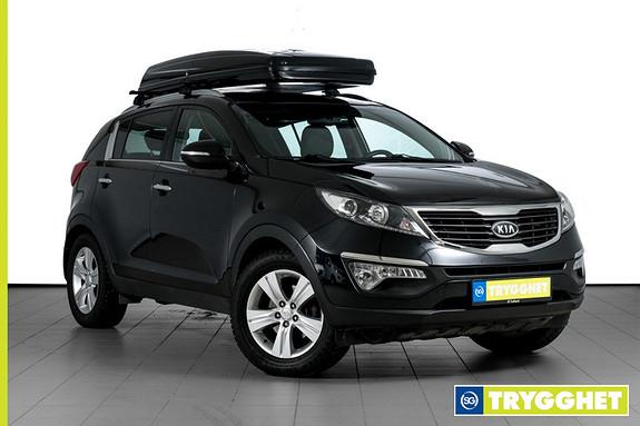 Kia Sportage 1,6 GDI Exclusive 2WD SKIBOKS-HENGERFESTE-SKINN-NAVI