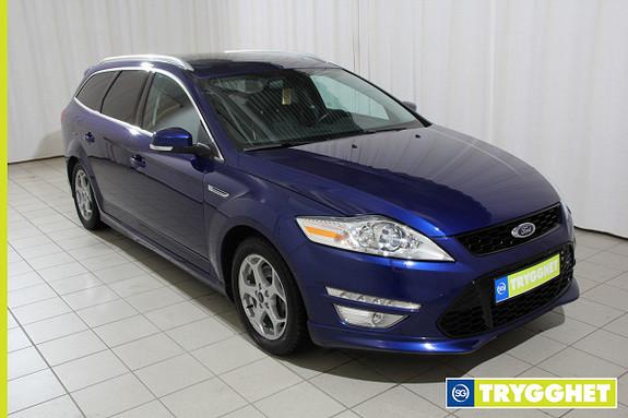 Ford Mondeo 2,0 TDCi 163hk Titanium Aut. Soltak skinn