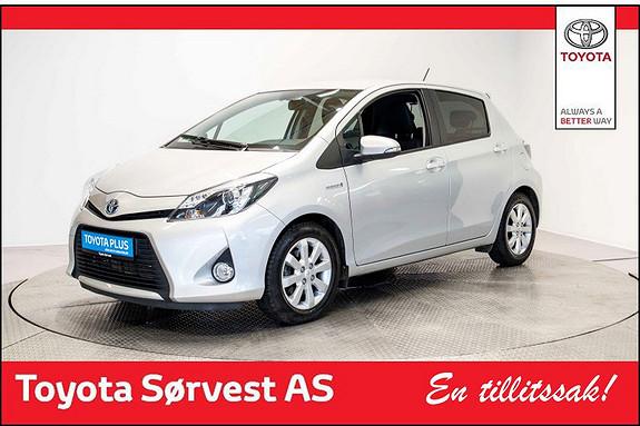 Toyota Yaris 1,5 Hybrid Active  2014, 30243 km, kr 169000,-