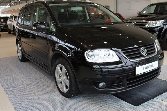 Volkswagen Touran 1.9 TDi Highline m/Xenon  2005, 112195 km, kr 89000,-
