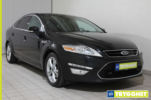 Ford Mondeo 2,0 TDCi 140hk ECO Titanium Aut. DAB+ NAVI-WEBASTO-