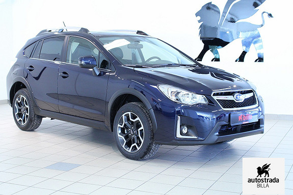 Subaru XV 2.0i 150hk Aut. Premium AWD Navi