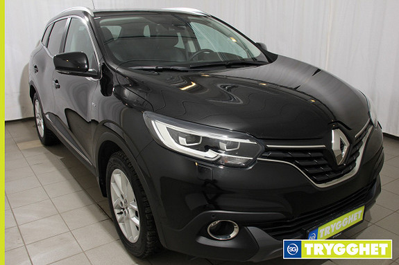 Renault Kadjar 1,5 dCi 110 EDC Bose Edition aut Skinn Hengerfeste ++