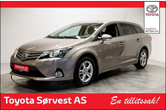 Toyota Avensis 1,8 147hk Advance Multidrive S  2015, 53766 km, kr 279000,-